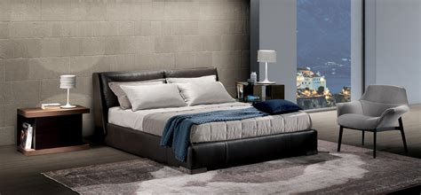 fenice bed beds bedroom natuzzi italia modern furniture