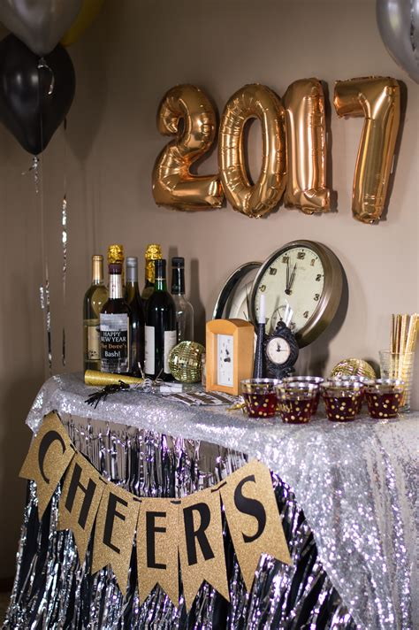new year party decoration ideas at home the blue eyed dove new year s eve party with shindigz