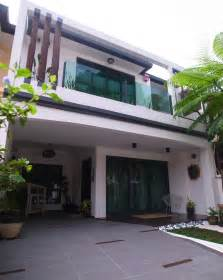 malaysian home design photo gallery modern modern house design in malaysia bungalow designs
