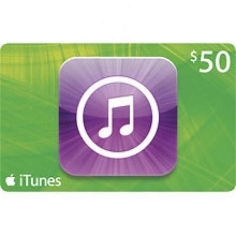 Apple Itunes Gift Card Sale - apple itunes gift card 50