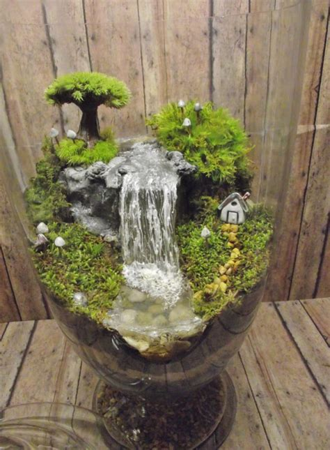 charming miniature fairy garden decorations