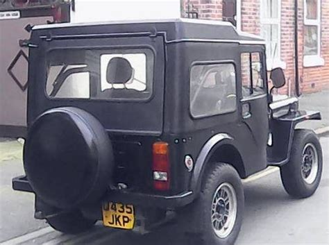 jeep driving away for sale jago jeep kit car mot d drive away 1988
