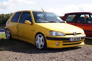 Peugeot 106 Yellow Yellow Peugeot 106 Gti Corsa Sport For Vauxhall And