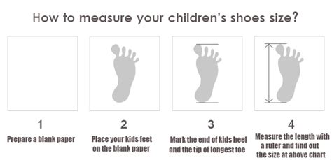 how to measure shoe size at home how to measure your child s shoe size shoes footwear