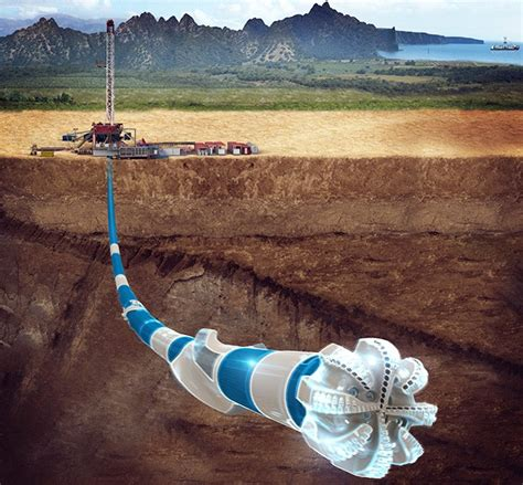 drilling    key    efficient oil  gas industry