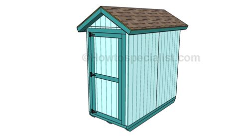 How To Build A Garden Shed Step By Step by How To Build A Garden Shed Howtospecialist How To