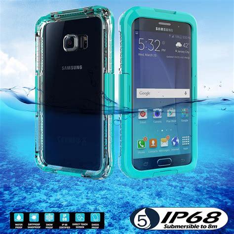 samsung s6 phone waterproof waterproof for samsung galaxy s6 edge plus swimming
