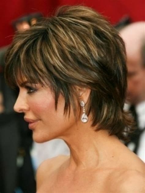 blowdrying short shag hairstyles coupe courte 2017 110 des plus belles coiffures courtes