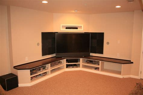entertainment center design corner entertainment center plan ideas ideas corner