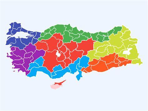 turkey map vector free turkey layered vector map by safa paksu dribbble