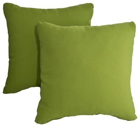 outdoor patio accent pillows lime green contemporary