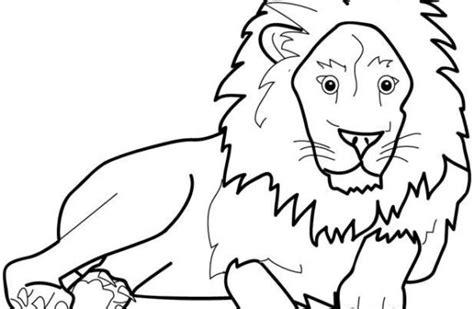 imagenes animales salvajes para colorear dibujos para colorear animales salvajes dibujos para
