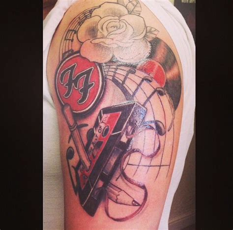 foo fighters tattoo 152 best images about tattoos on