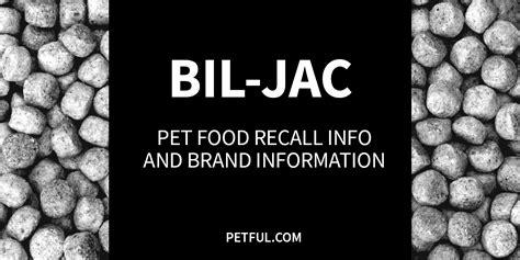 bil jac puppy food bil jac food recall info petful