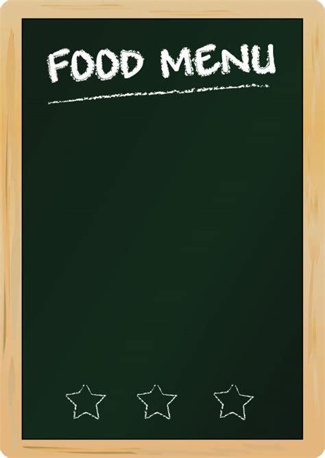 background daftar menu メニューボードに最適 白木の縦型黒板 無料ベクタークリップアート素材 all free clipart
