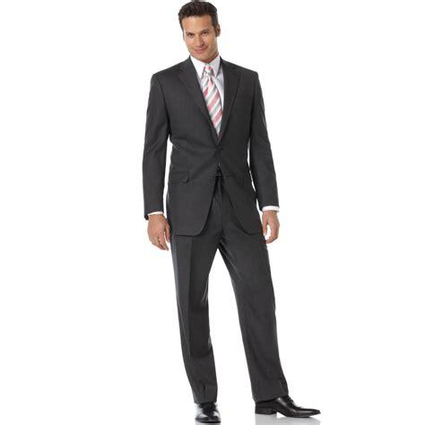 ralph lauren total comfort suit separates lauren by ralph lauren total comfort charcoal wool suit in