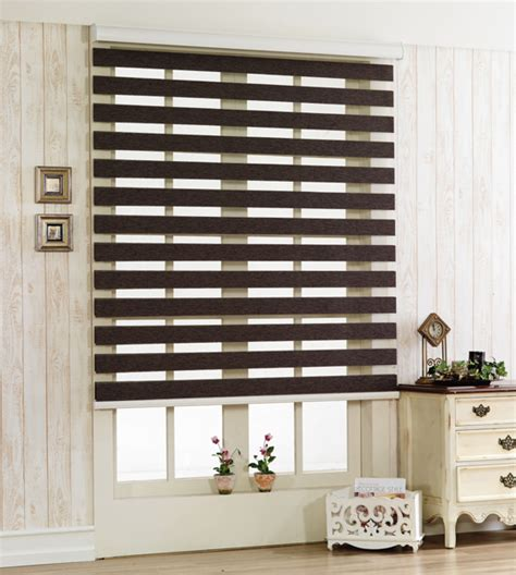 blind and drapery store korean black out blinds for singapore home office