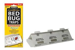 Harris Bed Bug Traps by Top 5 Best Bed Bug Traps