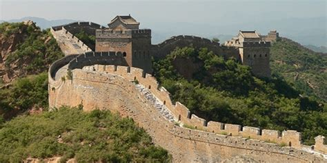 image great wall of china 7 modern wonders of the world