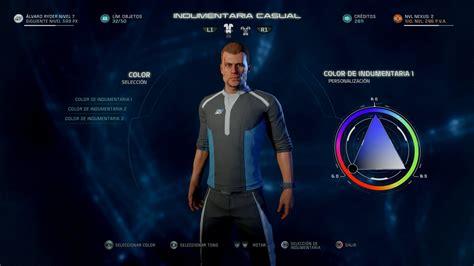 Kaset Ps4 Mass Effect Andromeda im 225 genes de mass effect andromeda para ps4 3djuegos