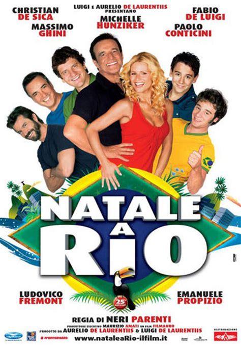 film di natale natale a rio film 2008