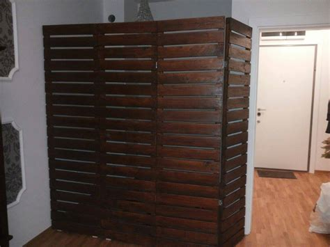 diy room dividers pallets room divider 99 pallets