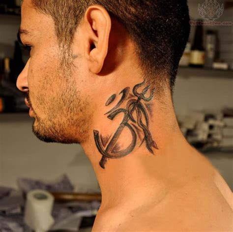 back neck tattoos for men 31 cool neck tattoos design for guys hit ideas