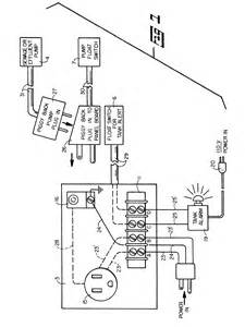 patent us6462666 housing and electric connection panel for sump and septic tank