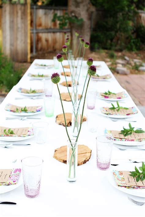 summer backyard party ideas outdoor dinner party summer entertaining two peas