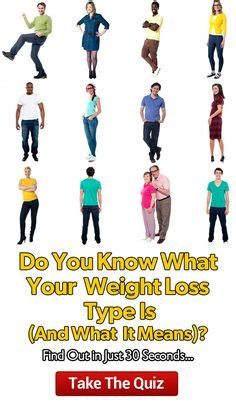 4 weight loss types 1000 images about discover your weight loss type on