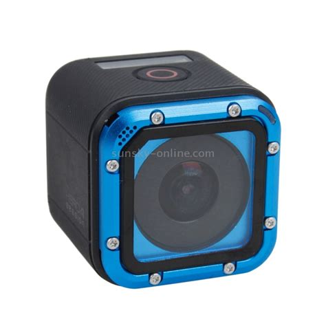 Tmc Aluminium Frame Gopro 4 Session sunsky tmc aluminum frame lens replacement kit for gopro