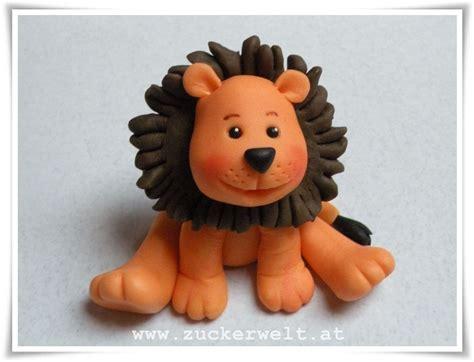 porcelana fria lion lion tutorial pasta fria pinterest modelado fondant