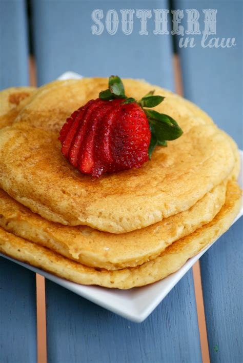 southern in law recipe perfect pancakes better than ihop