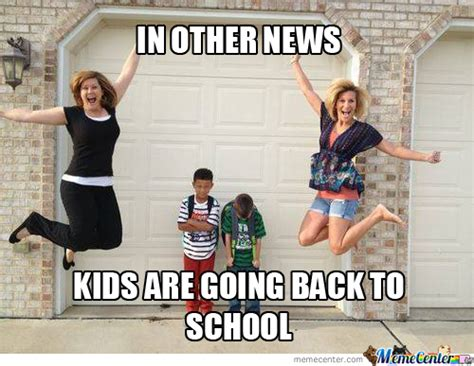 Going Back To School Meme - back to school memes best collection of funny back to