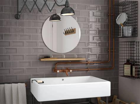 piastrelle bagno rettangolari rivestimenti per il bagno 10 idee decor da copiare