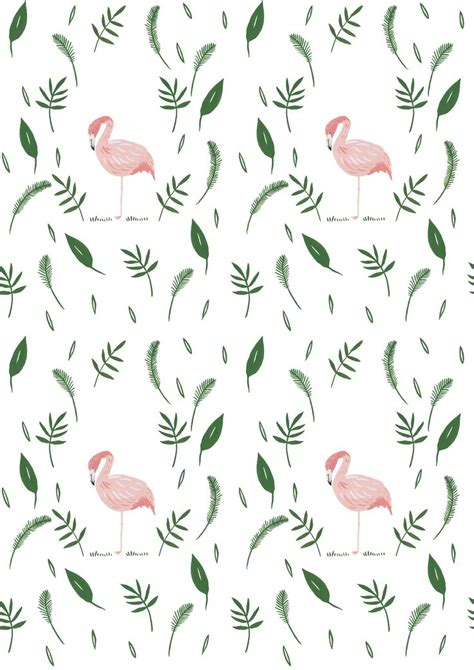 flamingo wallpaper pattern flamingo pattern design pinterest flamingo pattern