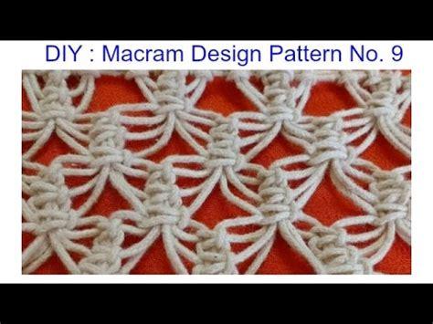 video tutorial tas macrame macrame pattern macrame tutorial magic of macrame