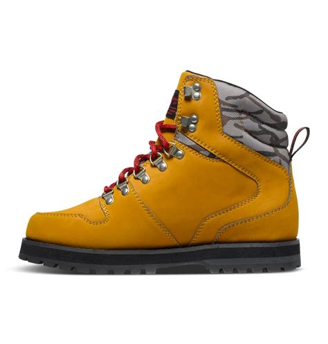 s peary winter boots 320395 dc shoes