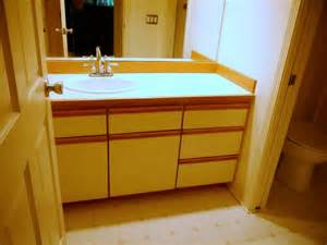bathroom cabinet refacing vanities