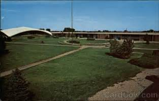 Rocky Ford Co The Beautiful Cus And Domed Gymnasium Of The New High