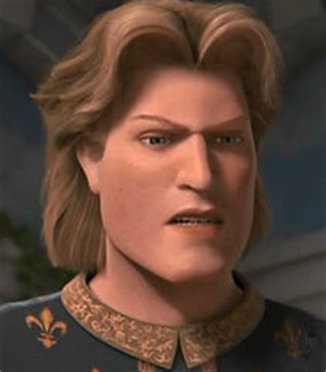 does prince charming from quot shrek quot looks like smith