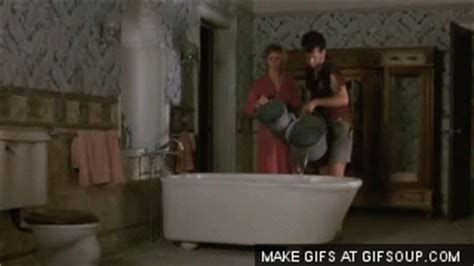 the money pit bathtub scene moneypit bathtub scene animated gif gifs gifsoup com