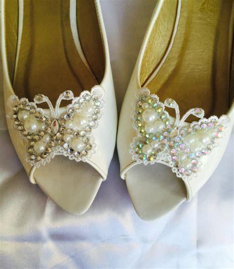 flat peep toe bridal shoes wedding shoes flat peep toe wedding shoes lace butterfly