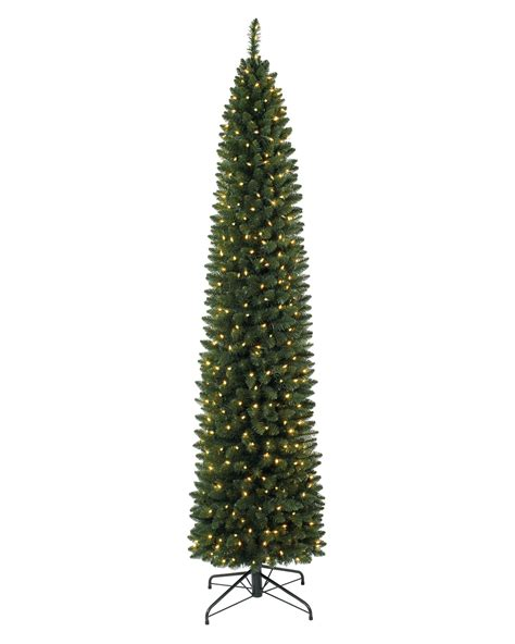 pencil slim christmas tree images