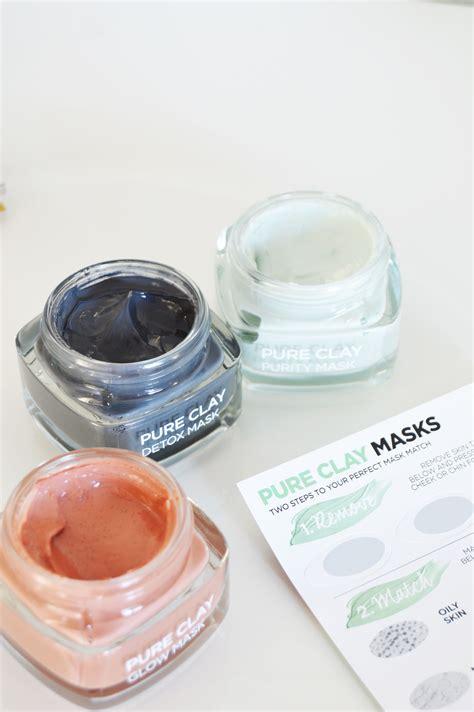 Whata Re Detox Masks by L Oreal Clay Masks Ela Bellaworld