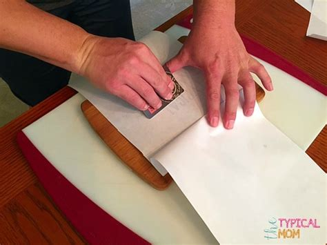 how to make printable fabric with freezer paper how to print using freezer paper 183 the typical mom