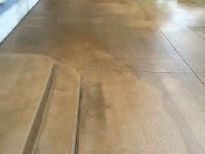 colored cement decorative concrete customize your home goodmanson