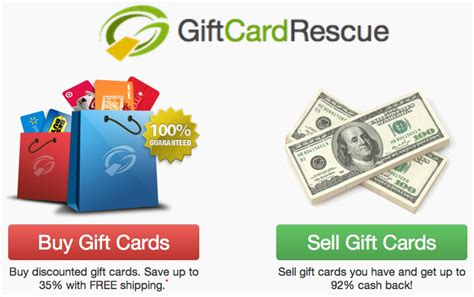 Rescue Gift Card - buy and sell gift cards my fabulous frugal life