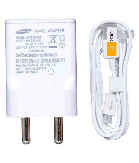 samsung 2 1a travel charger charger chargers at