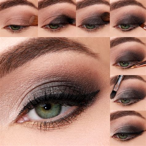 tutorial makeup smokey eyes pengantin lulus how to party perfect smokey eyeshadow tutorial